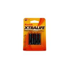 Bateria Xtralife alk. K3A-4/LR3 4 szt