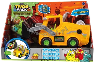 PROM Trash Pack /68369/ Bulldozer