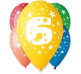 Balon   6   5szt. GoD