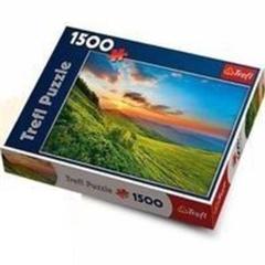 TREFL Puzzle 1500 Połonina Wetlińska Bieszczady 26109