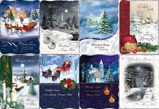Karnet DL Boże Narodzenie
