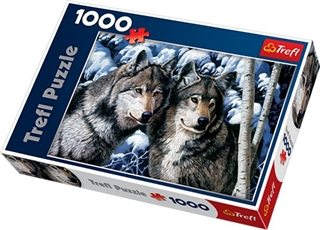 10318   1000 - Wilki   / Trefl