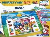 -CLE interaktywny Quiz Basic 60062