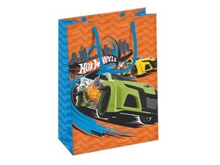 -Torebka Prezentowa T4 Hot Wheels 17,5x23 cm