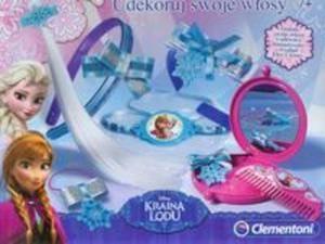 -CLE Frozen udekoruj swoje włosy 60900