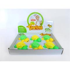 Żółwik zabawka 6pcs. C0086 CLN