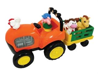 S.CENA Traktor wesołe ranczo DD52746