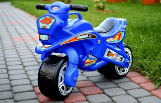 -Motor IV jeździk BED-POL