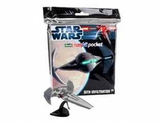 PROM REVELL 06737 SITH INFILTRATOR