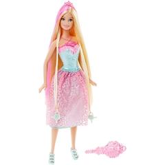 BRB Barbie Długowłose księżniczki DKB56 /6 MAT