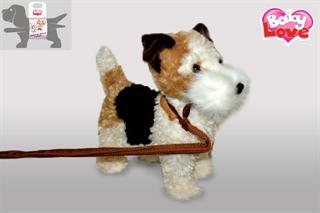 -Pies chodzący na smyczy MAD57607