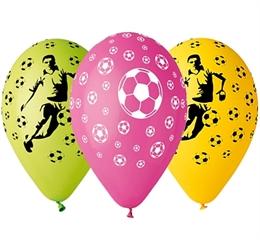 Balon Premium   Piłkarze  12  /5szt GoD