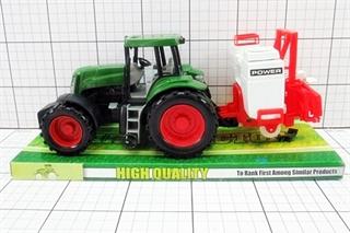 Traktor z maszyną rolniczą G028751 GAZ