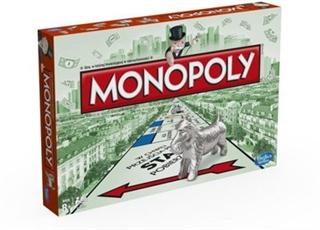 PROM Monopoly klasyczne 00009 HASBRO