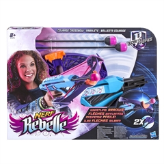 Nerf Rebelle Secret  amp; Spies B1694Courage
