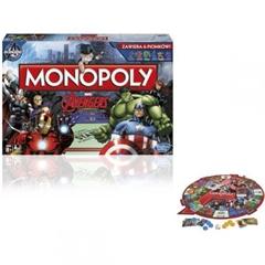 PROM Monopoly Avengers B0323 HASBRO