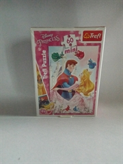 PROM TREFL 91416_Mini 60 el. PRINCESS z KSIĘCIEM Disney Princess