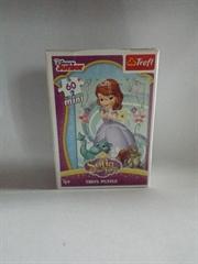PROM TREFL 91419_Mini 60 el. SOFIA the FIRST3 Disney Sofia the First