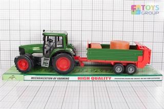 Traktor z maszyną rolniczą TG220903 TOYS