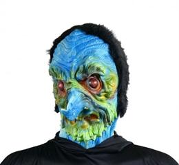 Maska  UFO-kogut  ,dźwięk, kaptur GoD hallow