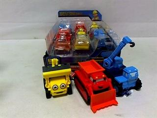 BRB FP BOB pojazdy budowlane z napędem DGY49/9