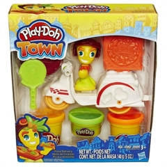 PROM Play-Doh Town B5976 Dostawca Pizzy