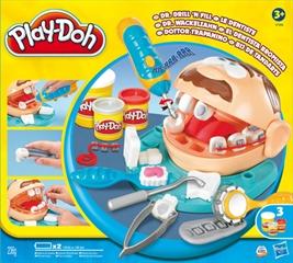 PROM Play-Doh B5520 Zestaw Dentysta HASBRO
