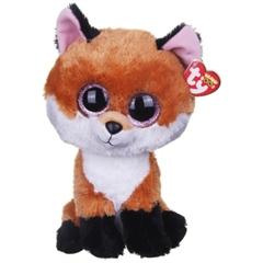 *Beanie Boos Slick - Brown Fox med