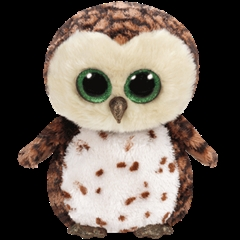 *Beanie Boos SAMMY - owl brown