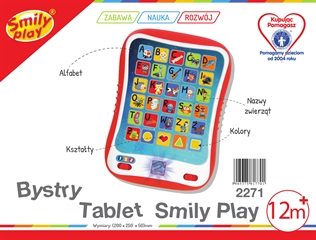 *Bystry tablet Smily Play AN2271
