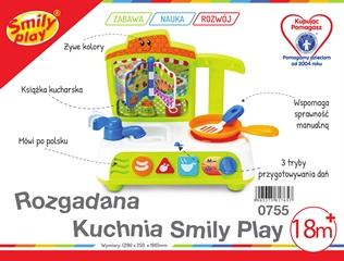 *Rozgadana kuchnia Smily Play AN0755