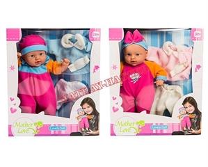-Lalka z ubrankiem M-728 KT