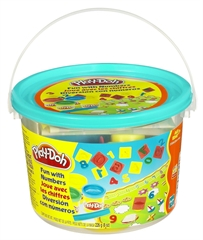 PROM Play-Doh Kolorowe Wiaderko 23326