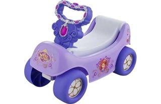 S.CENA Zosia Jeździk wózek na zabawki 2w1dźwięk DAMI