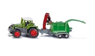 S.CENA S1675   Siku 16   - Traktor z rębakie
