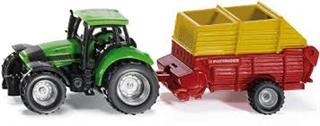 S.CENA S1676   Siku 16   - Traktor z ładowar
