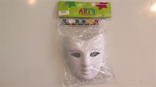 Maska do malowania, zestaw 6 farb, pędzel, pb HH