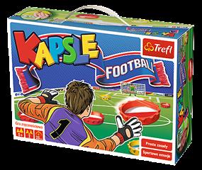TREFL Kapsle Football/ Przydatek 01073