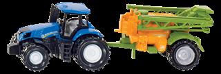 PROM S1668   Siku 16 - Traktor ze spryski