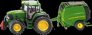 PROM S1665   Siku Super   - Traktor John D