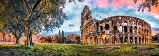 29030   1000 Panorama - Koloseum o p