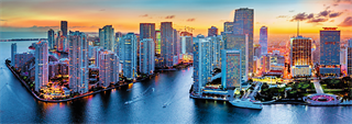 29027   1000 Panorama - Miami o zmro
