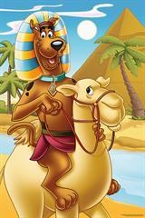 PROM 14233   24 Maxi - Scooby Doo w Egipc