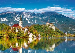 37259   500 - Bled, Słowenia   / Trefl