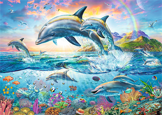 27087   2000 - Wesołe delfiny   / MGL