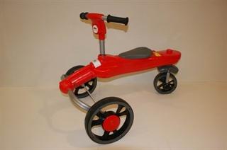 PROM Pojazd 3-kołowy czerwony 64198 MAD