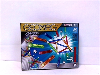 PROM GEOMAG Color Glitter 30 el. GEO-531