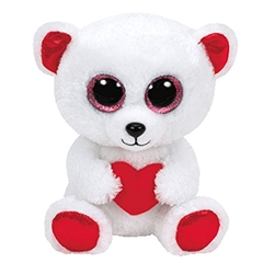 *Beanie Boos CUDDLY BEAR - bear with heart