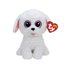 *Beanie Boos PIPPIE - white dog