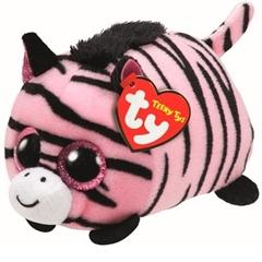 *Teeny Tys PENNIE - pink zebra
